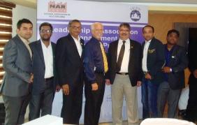Association leaders in Ahmadabad